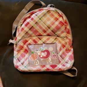 Pre-shool Backpack